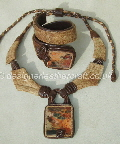 Leather_Necklace_and_Cuff__Bracelet_with_Picture_Jasper_Stones